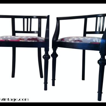 Poltroncine – Small armchairs – SEDUTE VINTAGE