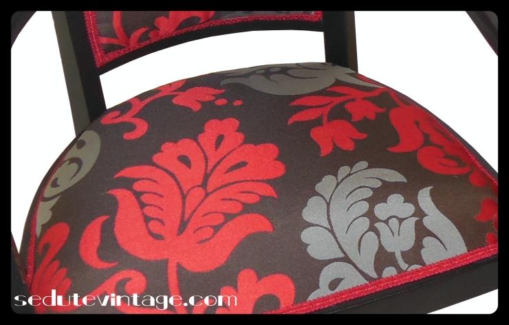 Linear wooden armchairs – Coppia poltroncine a pozzetto lineari ...