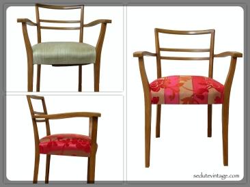Seggiolina anni 60 - 1060s armchair