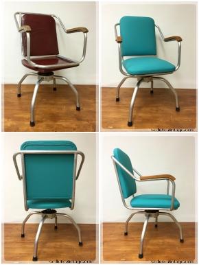 Sedia ufficio vintage – Vintage deskchair