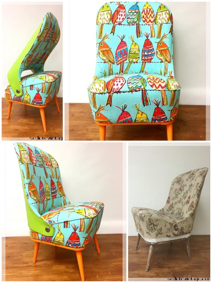 reclinabile-petite-turqouise-birds_collage